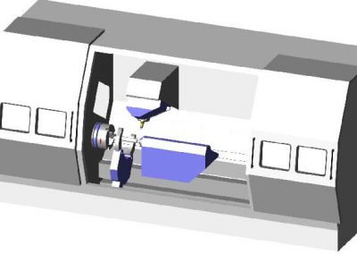 OPUS-Module Simulation