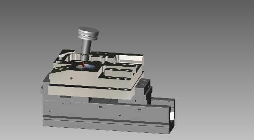 Opus modul milling and drilling