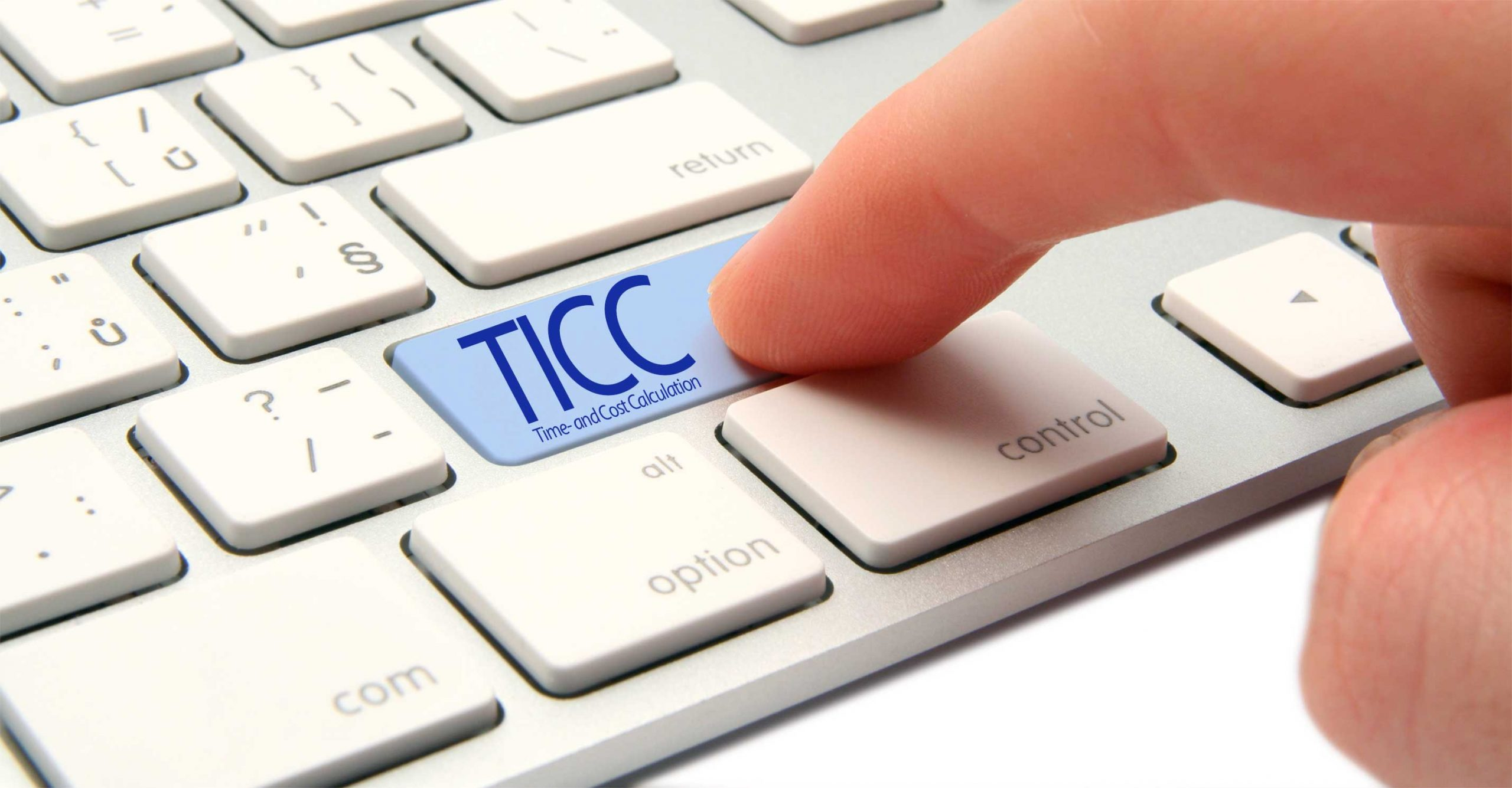 TICC time- and cost calculation
