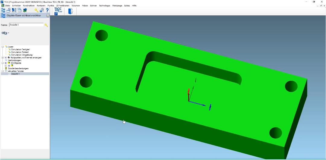 3D Variantenkonstruktion